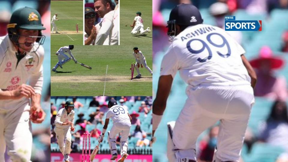 AusvsInd 3rd Test, Run Out record In Test
