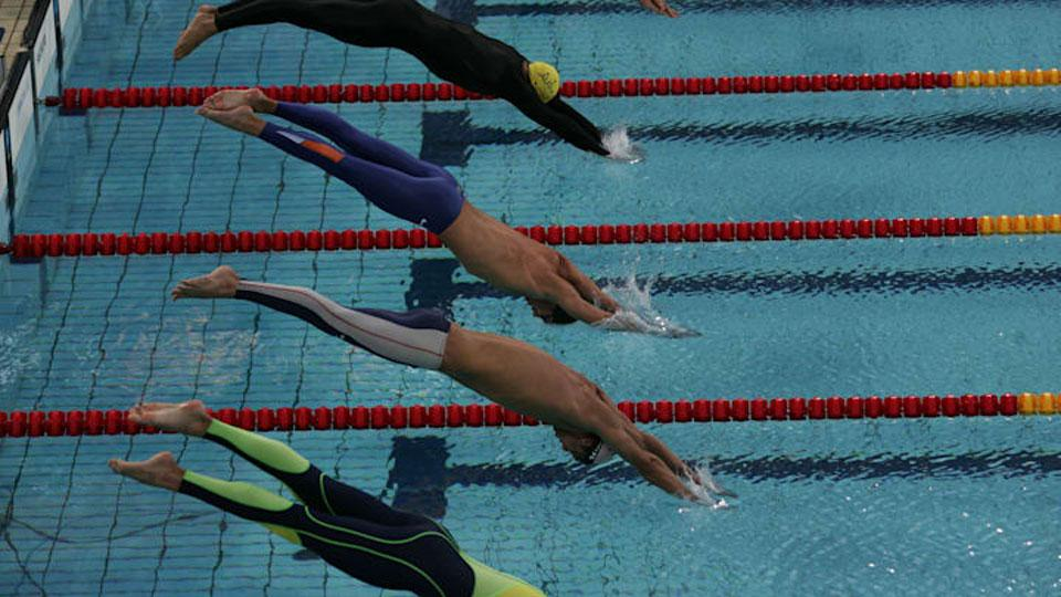 Swimming-Competition