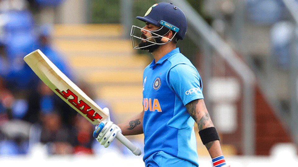 The genius of Virat Kohli and the curious case of knockout matches | Sakal  Sports