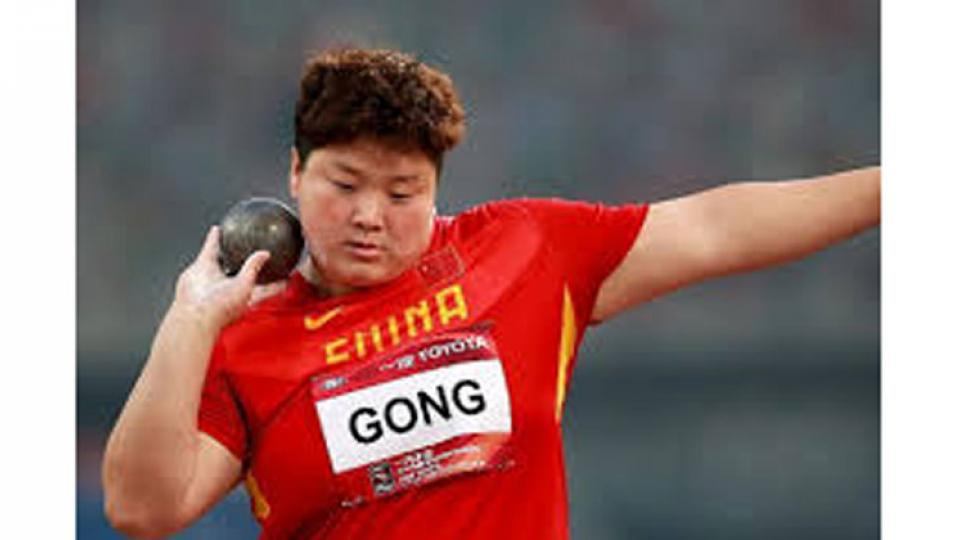 Asia contribution in IAAF world Championship is very low