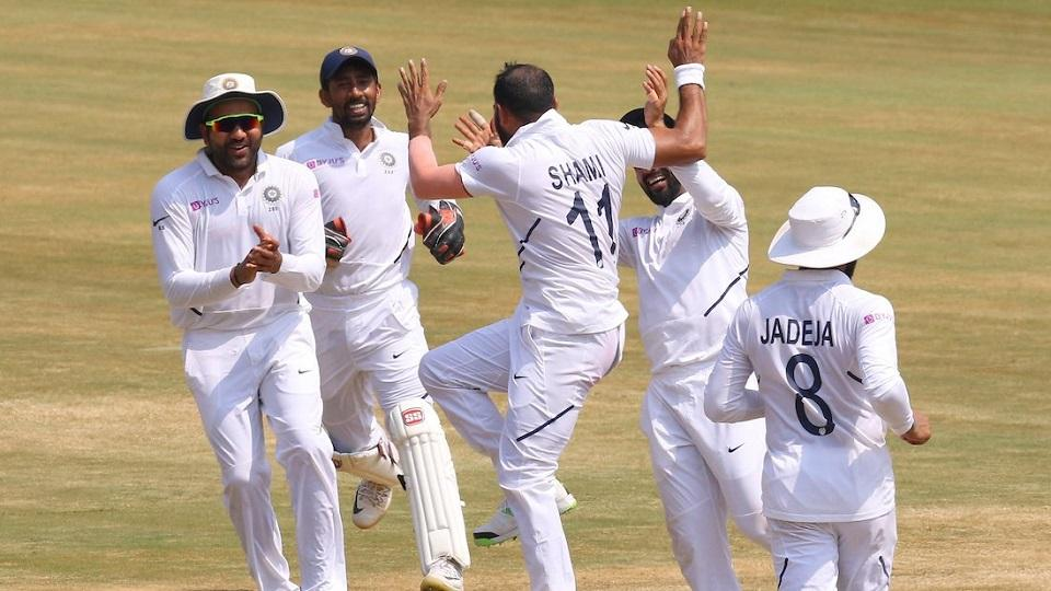 india vs sa team india won first test against south africa visakhapatnam