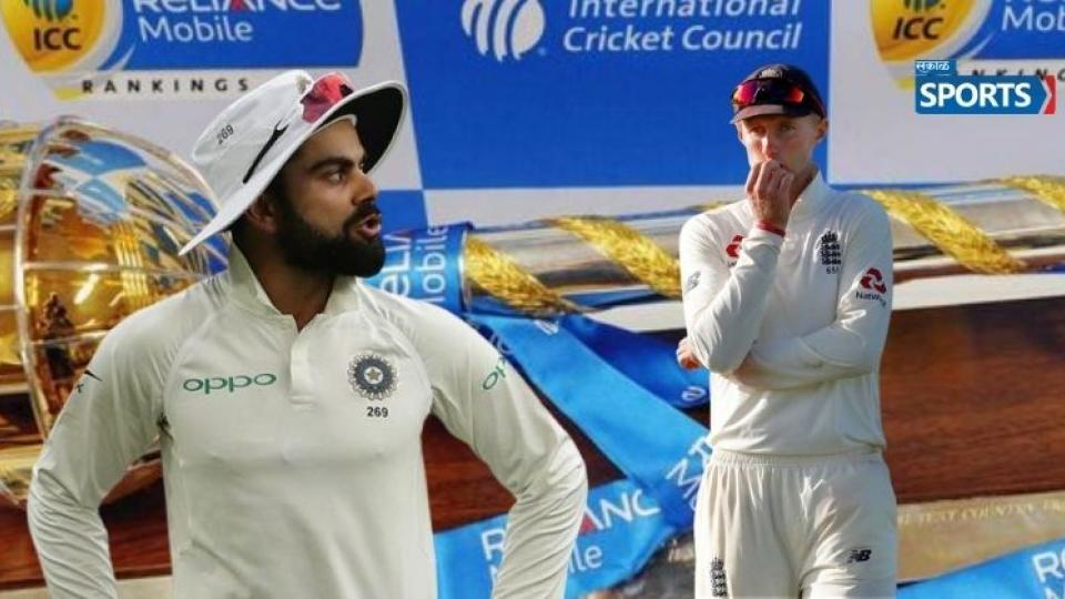 india vs england, latest icc world test championship point table