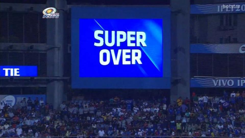 Super Over rule have been changed by Cricket Australia
