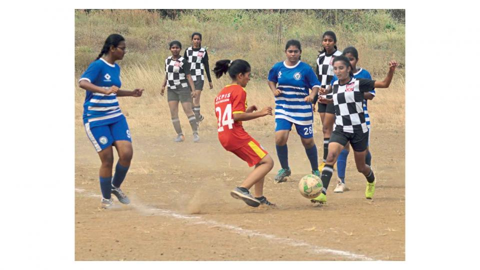 Sakal media presents mapro Schoolympics 2019 football tournament