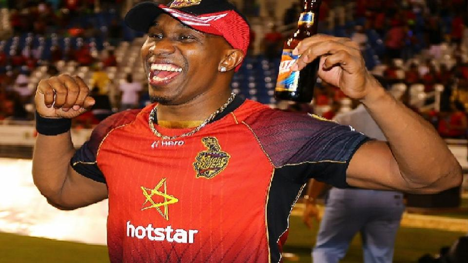 CPL20, Cricket,DJBravo,Cricketer
