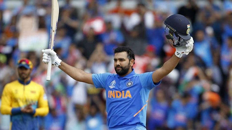 Rohit Sharma can record of more sixes in Internationale T 20 worldcup