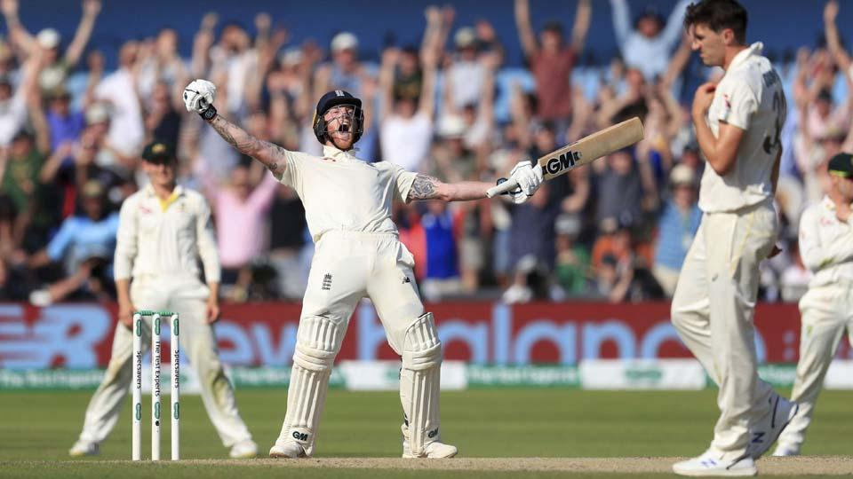 Ben Stokes delivers fabulous win to England with unbeaten 135