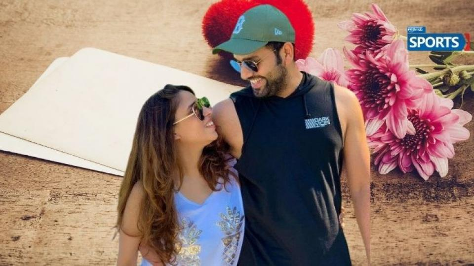 valentine week 2021, valentine Day, Rose Day, special article ritika sajdeh,First Love of Rohit Sharma,Love after