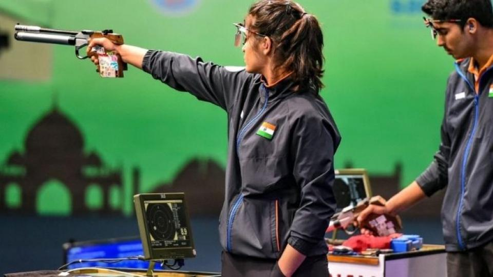 india, nation, ISSF World Cup