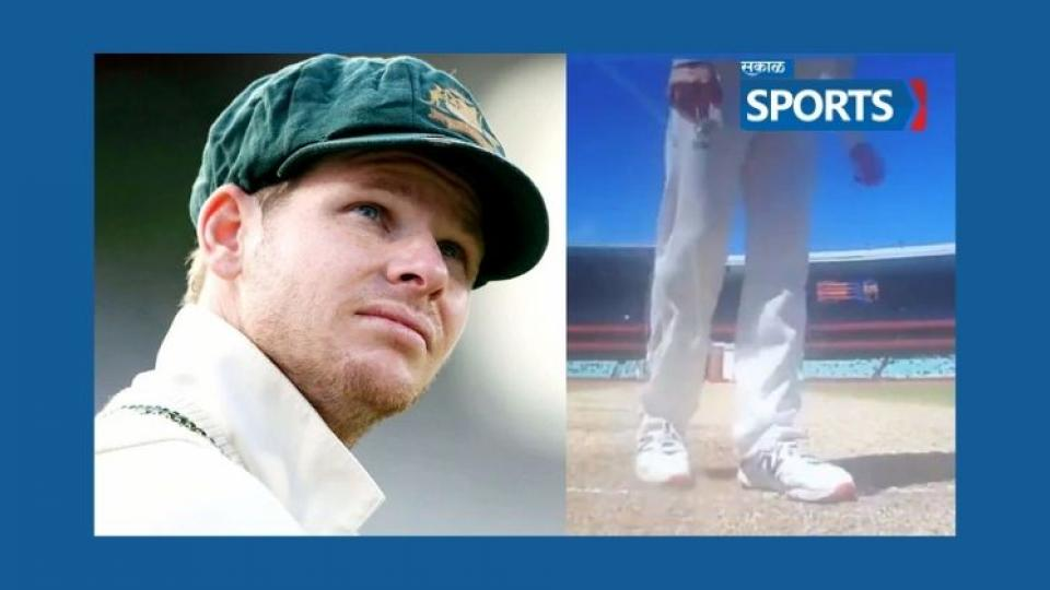 AusvsInd, Steve Smith