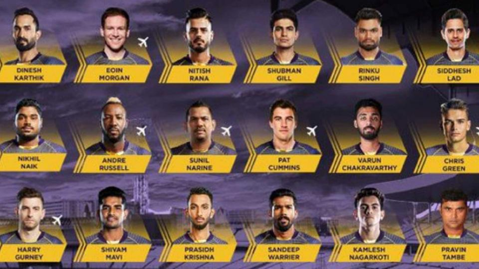 kolkata-knight-riders-Team