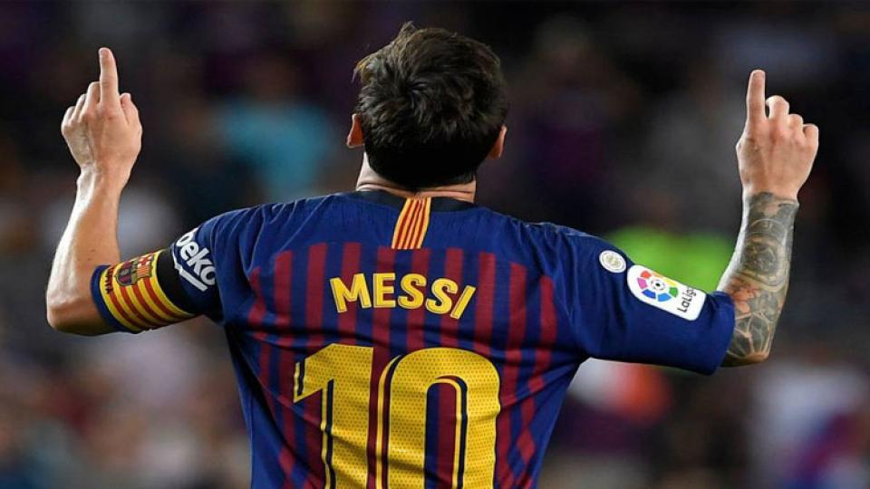 Lionel Messi, Golden Boot, Football, Spanish League