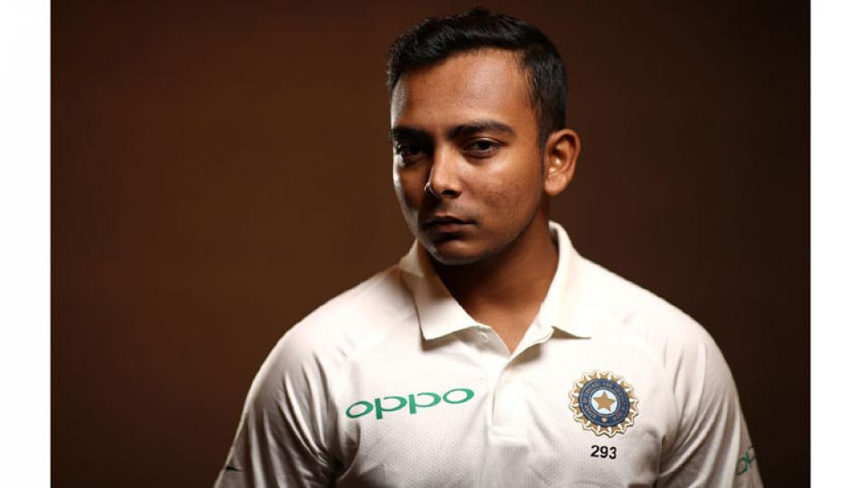Prithvi Shaw included in MUmbai Squad for Ranji Trophy