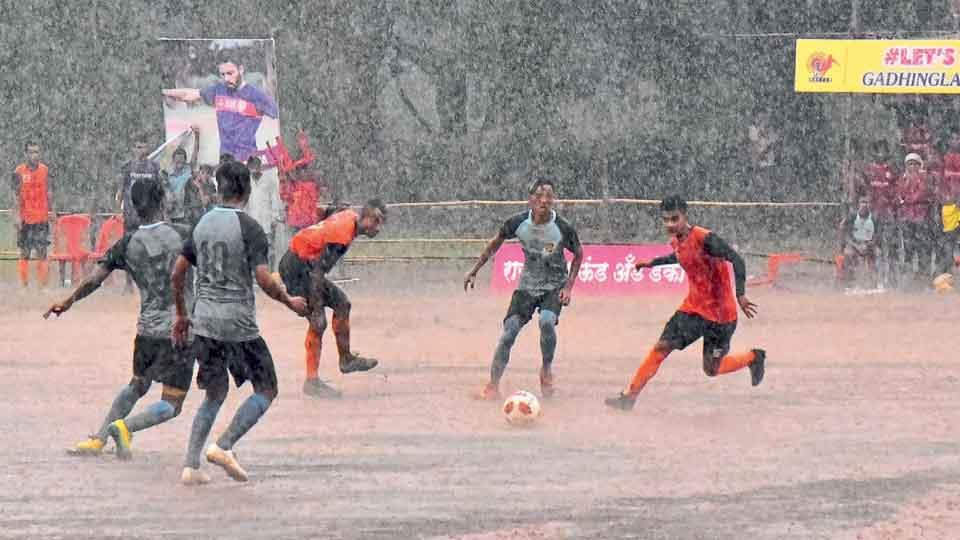 Akhil Bhartiya Football Competition Gadhinglaj