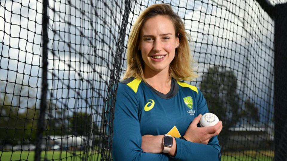 Australian woman cricketer Ellyse Perry created new record