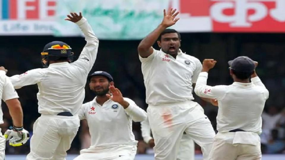 R Ashwin, Test cricket,New Record Dismissing