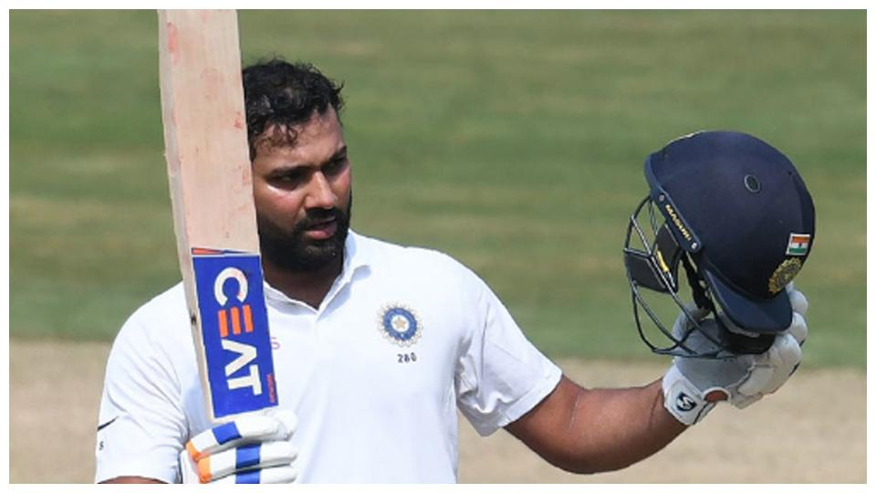 Rohit Sharma sets a new record as an opener