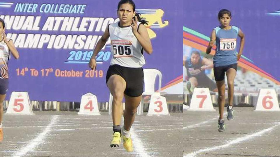 Indian Athlete sayali waghmare