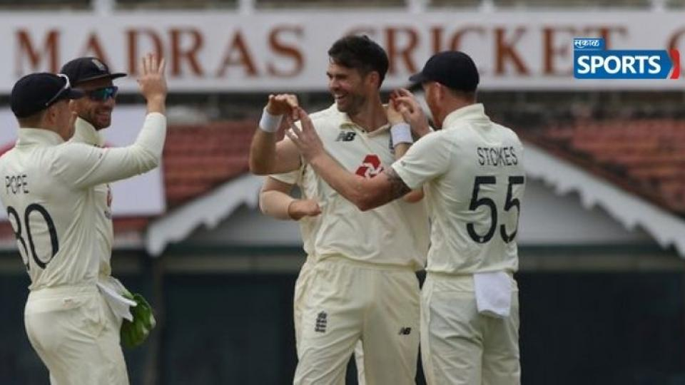 Ind vs Eng,James Anderson, Courtney Walshs record ,india vs england
