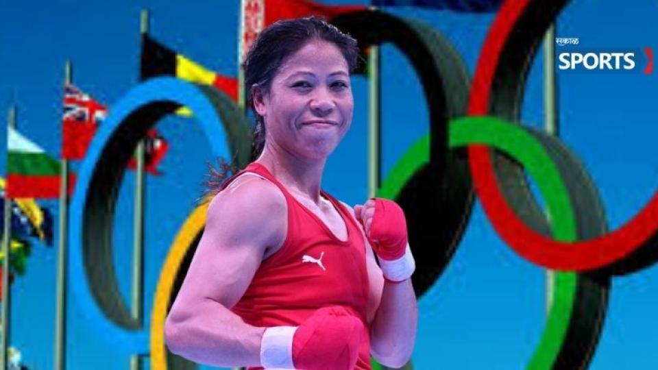 Mary Kom, Tokyo Olympic, Indian  boxer