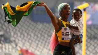 Fraser pryse crowned fastest woman in the world