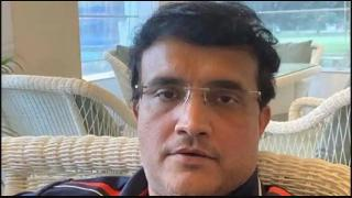 sourav ganguly enjoys free time shares photo