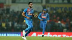 Deepak Chahar takes 10 wickets in 13 balls in cricket