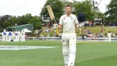 Joe Root becomes first visiting captain to score double century in New Zealand