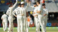 New Zealand Announce Squad For India Tests