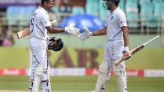 Rohit Sharma and Mayank Agarwal set new partnership records in 1st test against South Africa