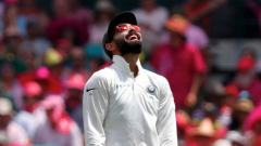 Virat Kohli gets out on duck for 10th time in test against bangladesh