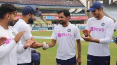 shahbaz nadeem makes dream debut on home ground as kuldeep yadav is out due to injury in 3rd test