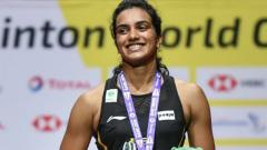 This is my answer to those who doubt me says PV Sindhu
