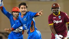 Rashid khan appointed as new captain for Afghanistan