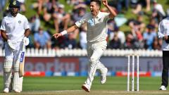 India lost 1st test against New Zealand