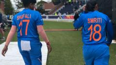 India to bat 1st against New Zealand in Womens T20 World Cup