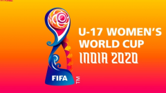 U17 girls football worldcup will be help for the 1st time in india in 2020