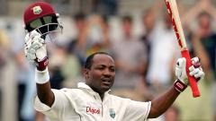 Brian Lara and Sarwan To Work With West Indies Team At Pre Test Series Camp