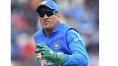 Dhoni is the only back up option for Rishabh Pant says selection committee