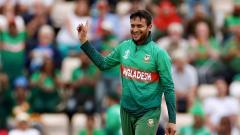 Shakib Al Hasan Faces Ban Up To 18 Months From ICC