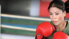Mary Kom have been selected for the womens world boxing championships