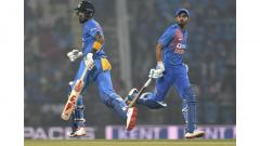 INDvBAN Shreyas Iyer and KL Rahul help India post score 174