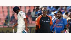 Twitter erupts as Rohit Sharma got out on duck in warm up match against South Africa