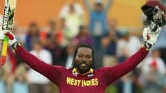 Chris Gayle says he is not yet retired