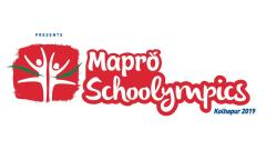 Tanishka Deshpande Gold Medal In The Mapro School Olympics Competition :
