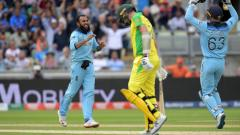 Australia scores 223 against England in semi final in world cup 2019