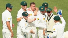 Mitchell Marsh out for up to six weeks after punching wall