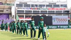 Pakistan plays an international match on home ground after almost 10 years