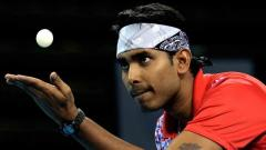 Sharath Kamal won the Oman Open Table Tennis Tournament