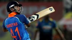 Shreyas Iyer describes his inning in a word on Chahal TV
